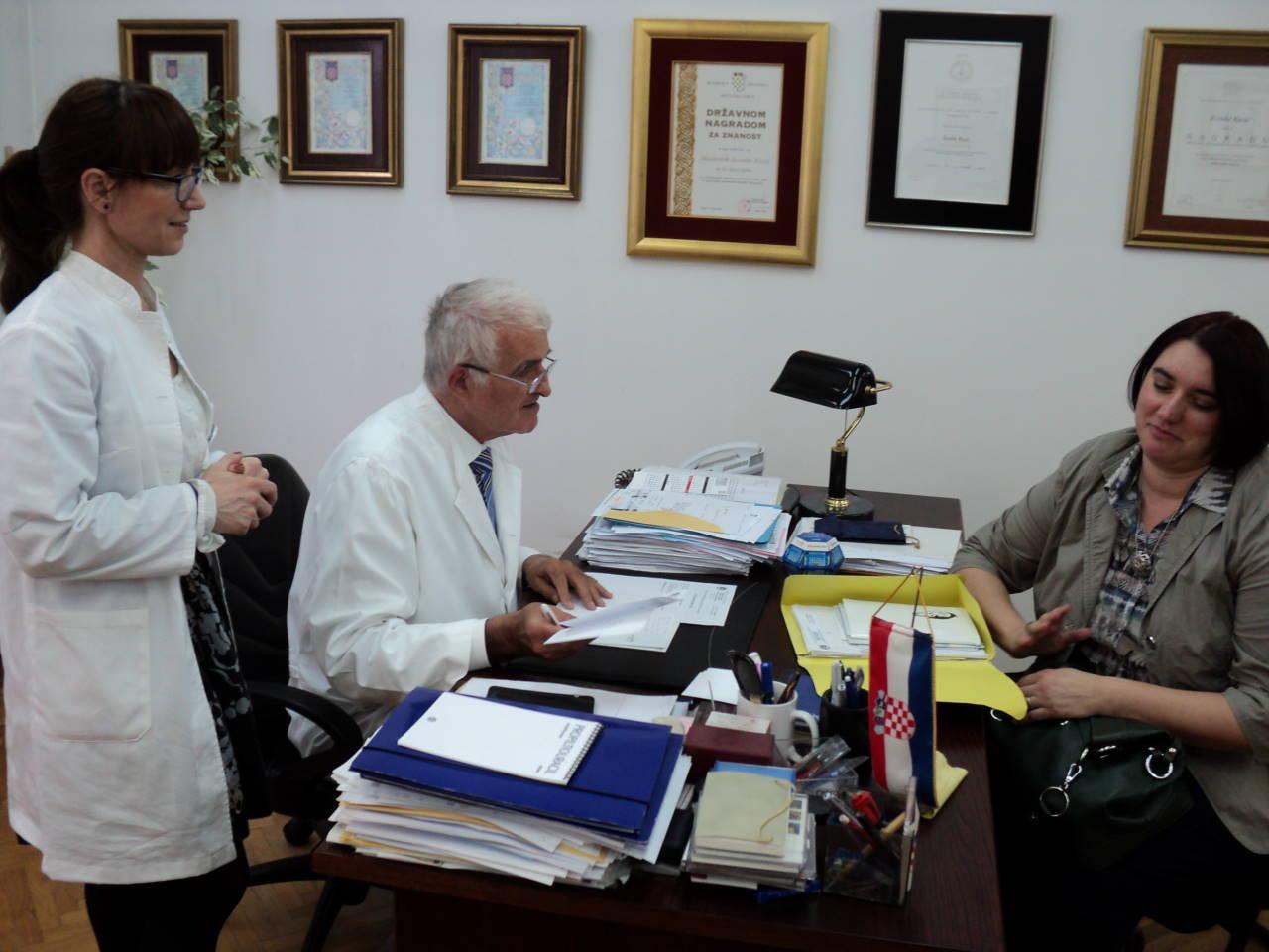 dr. glover za upoznavanje s osnovama